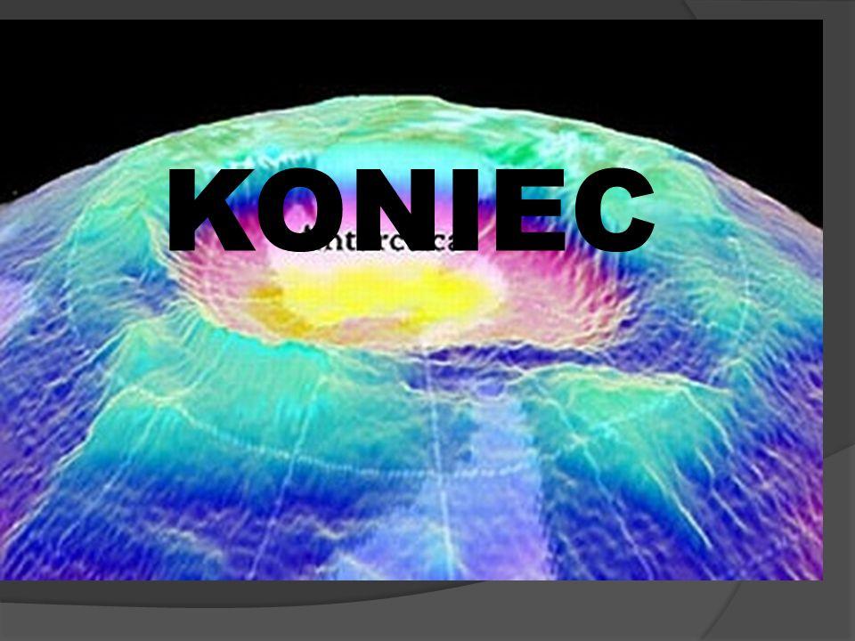Powstawanie dziury ozonowej Dziura ozonowa powstaje wskutek niszczenia warstwy ozonowej przez związki chemiczne, zwane freonami. W latach 70- tych i 8