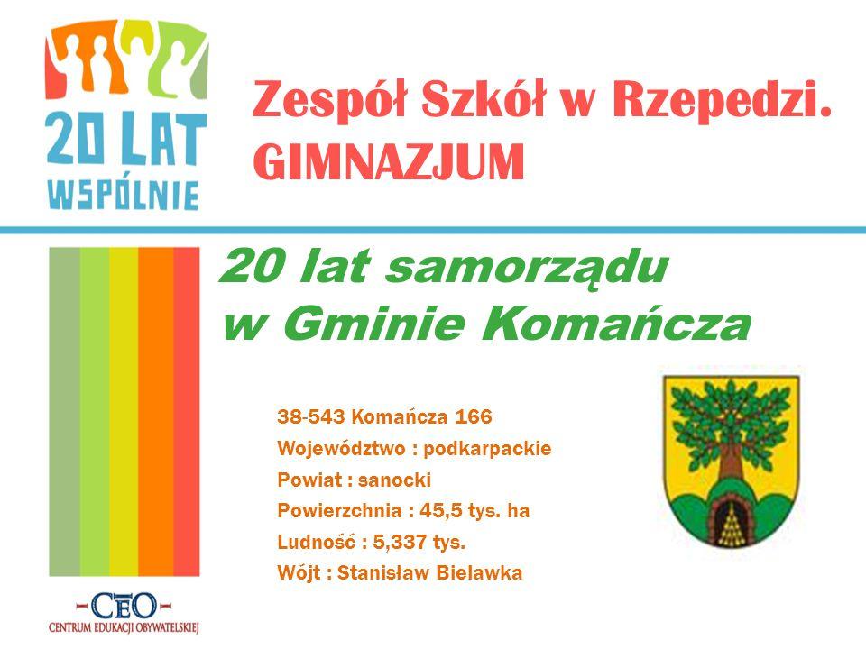Gmina Komańcza troszczy się o potrzeby i bezpieczeństwo swoich mieszkańców, poprawiając obecny stan dróg na całym jej terenie.