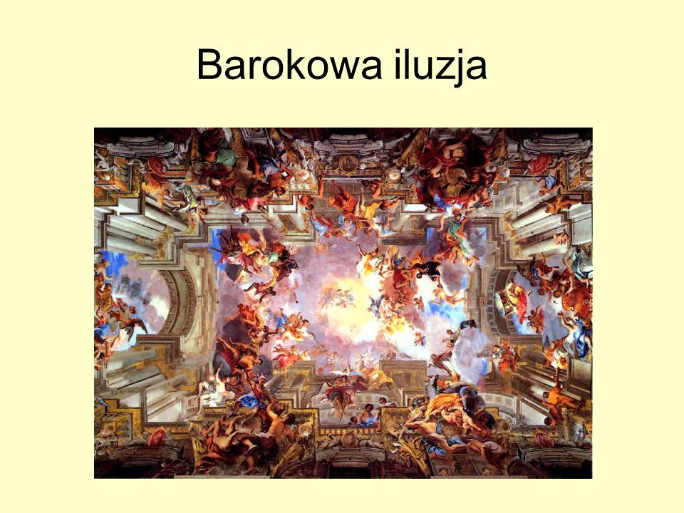 Barokowa iluzja
