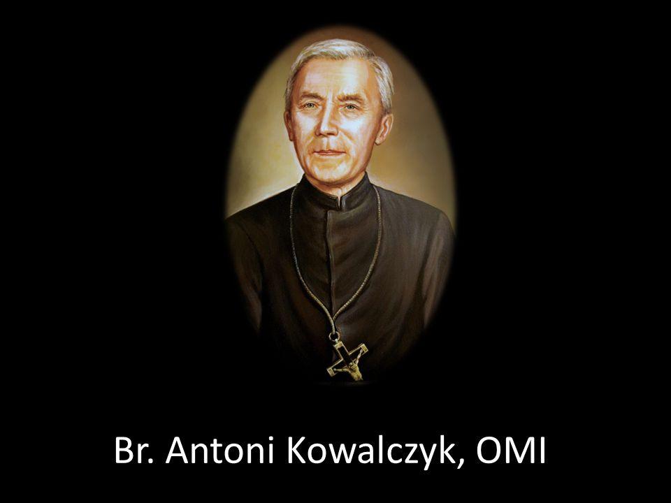 Br. Antoni Kowalczyk, OMI