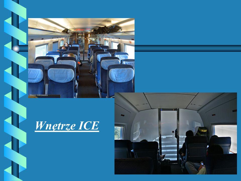 Wnętrze ICE