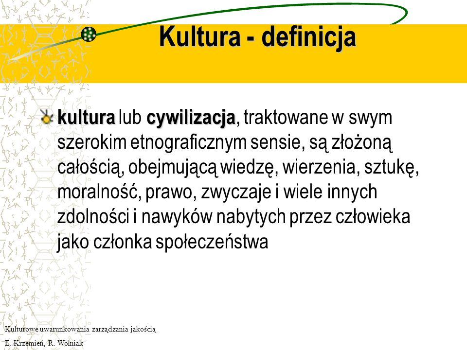 Kultura - definicja kultura kultura jest unikalną całością określającą w jaki sposób zachowują się ludzie lub ich grupy kultura kultura, czyli cywiliz