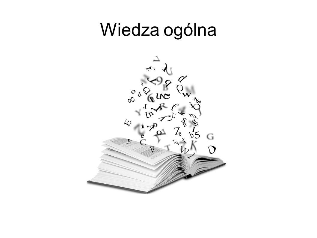 Wiedza ogólna