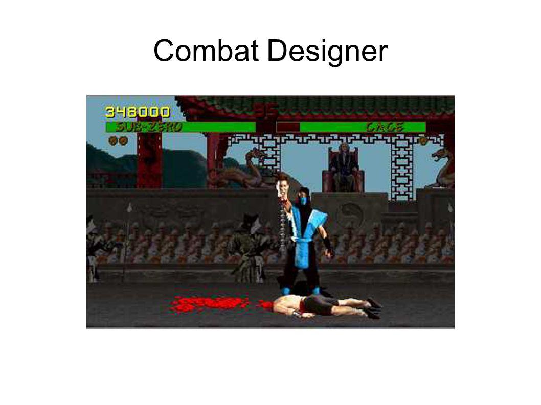 Combat Designer