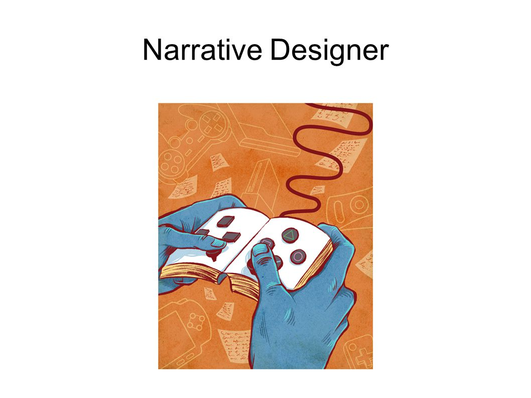 Narrative Designer