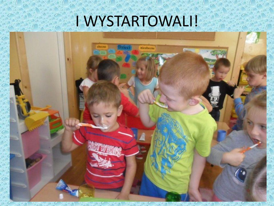 I WYSTARTOWALI!