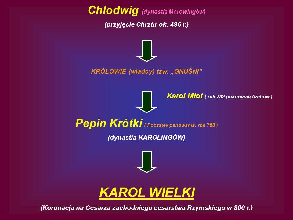 Chlodwig (dynastia Merowingów) (przyjęcie Chrztu ok.
