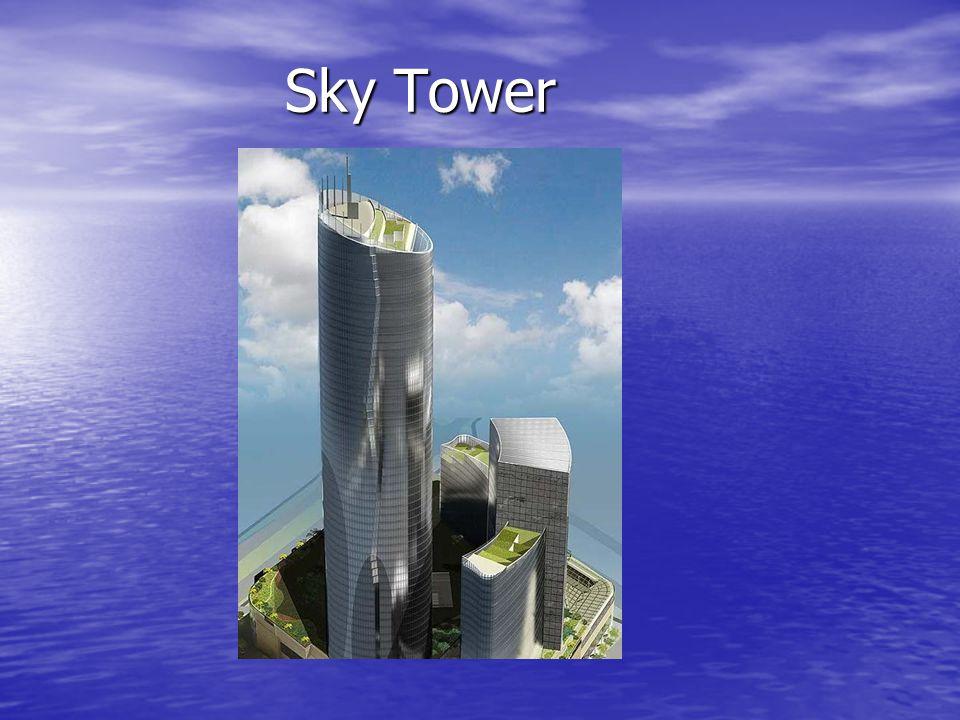 Sky Tower Sky Tower