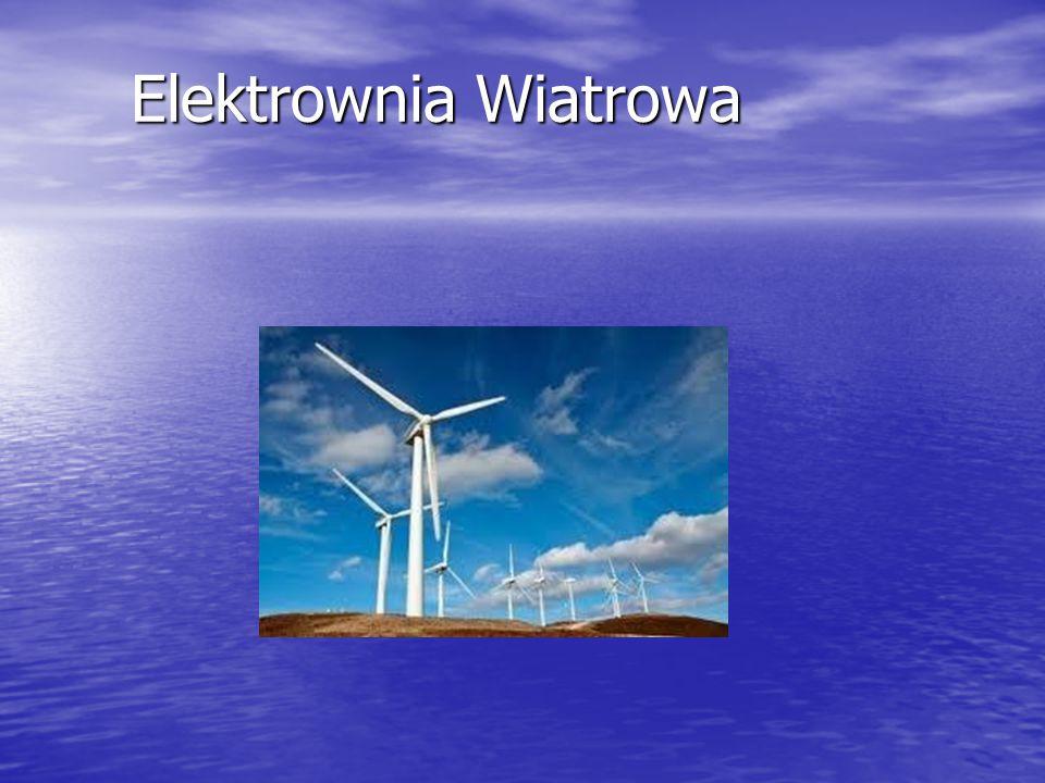 Elektrownia Wiatrowa Elektrownia Wiatrowa