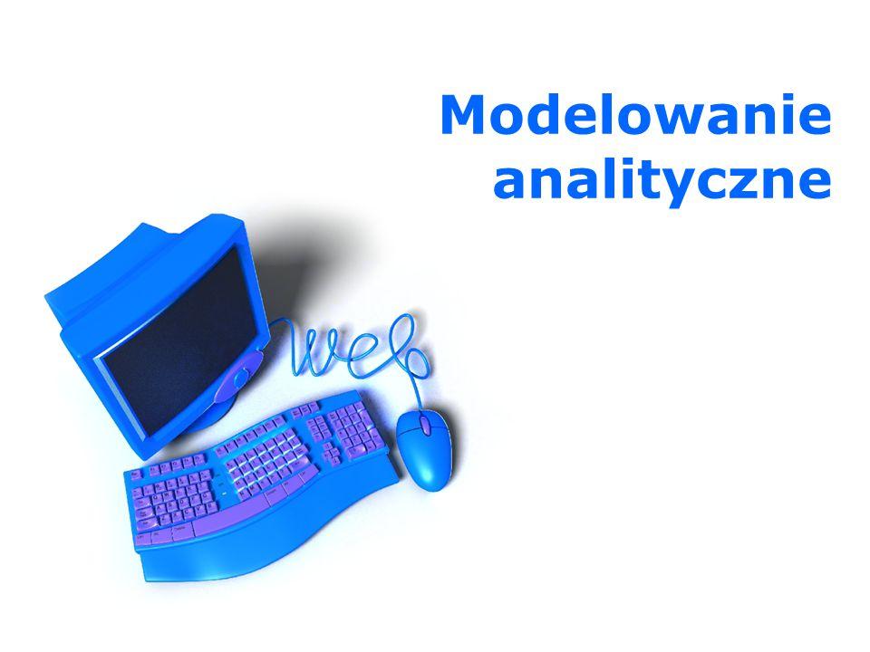 Modelowanie analityczne