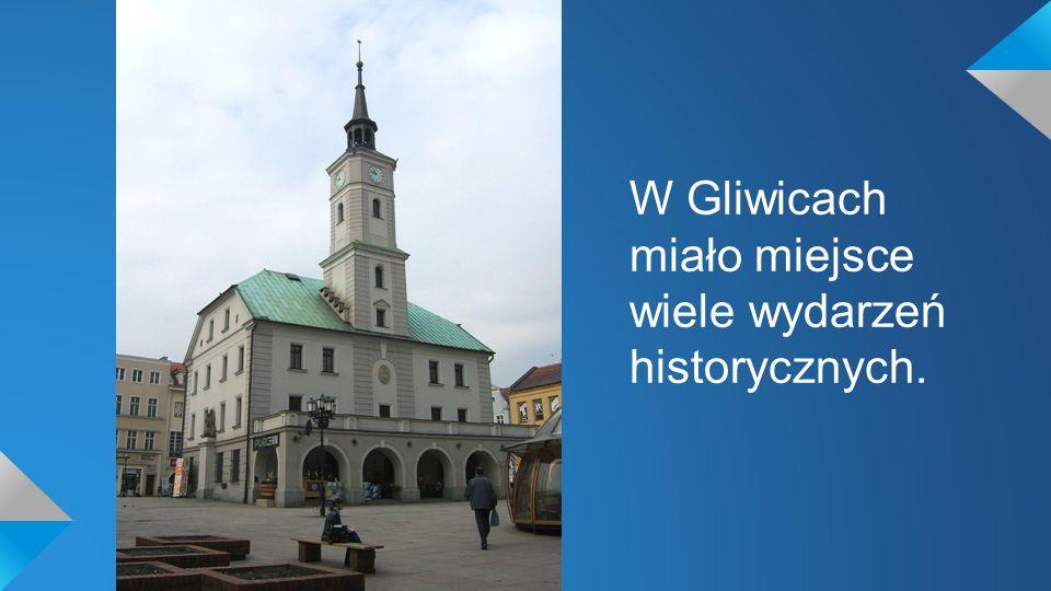 Np. Prowokacja Gliwicka-jeden z powodów rozpoczęcia II wojny światowej