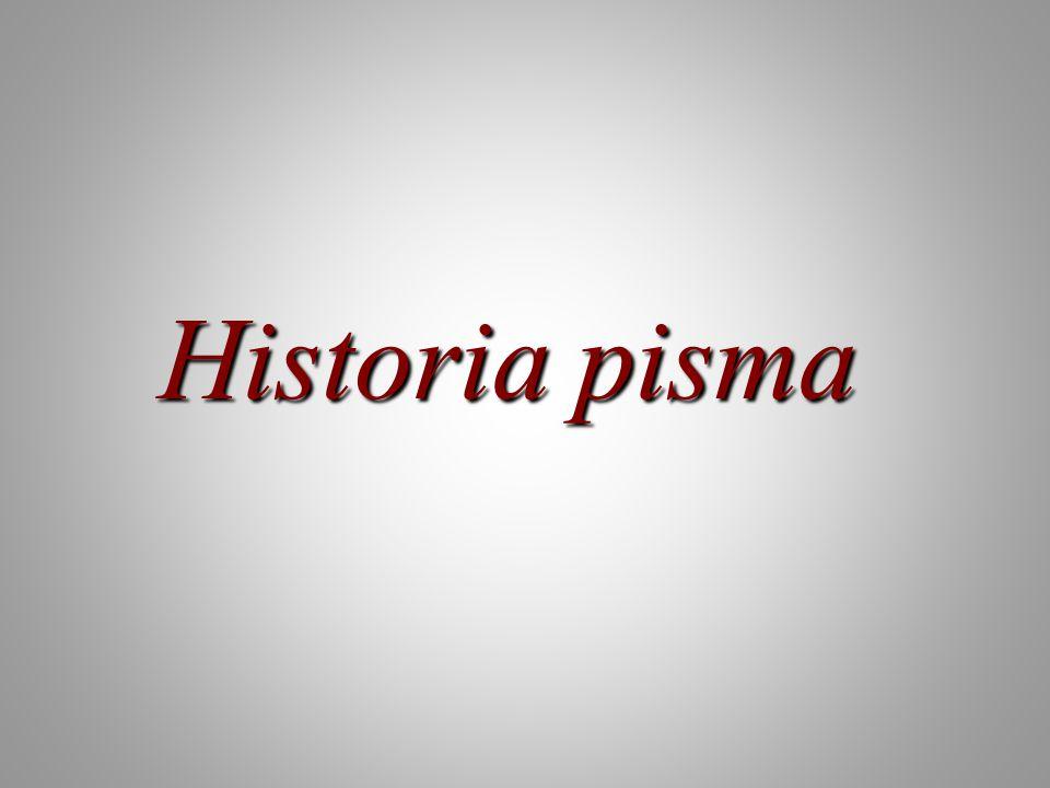 Pergamin Najstarsze zachowane zabytki piśmiennicze na skórze zwierzęcej to już XX wiek p.n.e., jednak najstarsze znane dziś wyroby o cechach pergaminu (odnalezione w Mezopotamii, w Dura-Europos) datowane są na III-II wiek p.n.e.