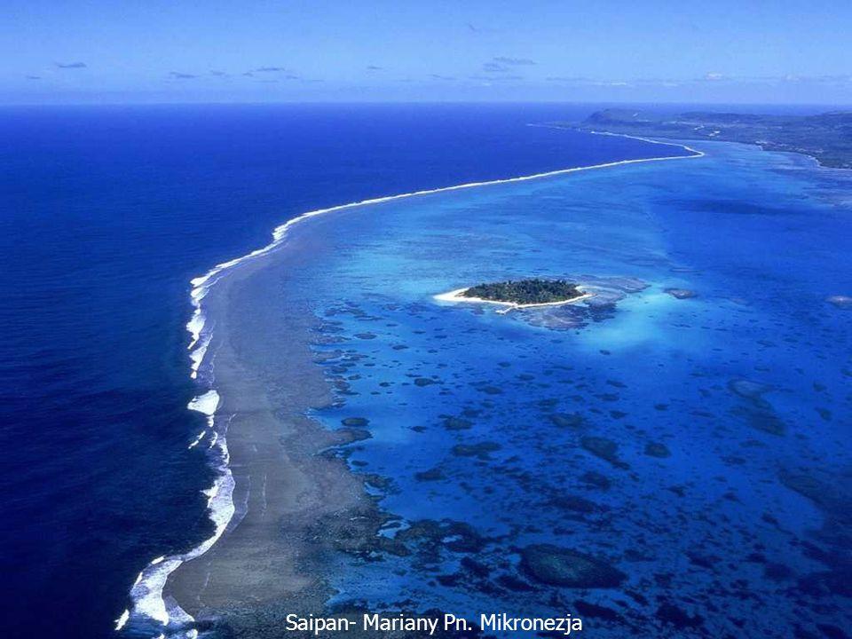 Saipan- Mariany Pn. Mikronezja