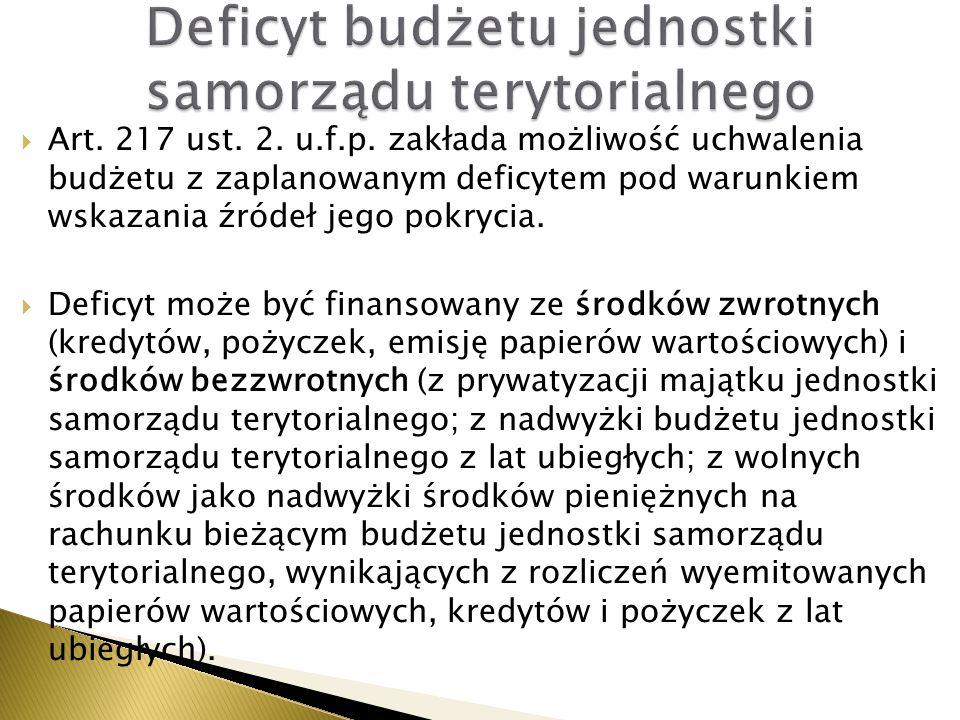  Art.217 ust. 2. u.f.p.