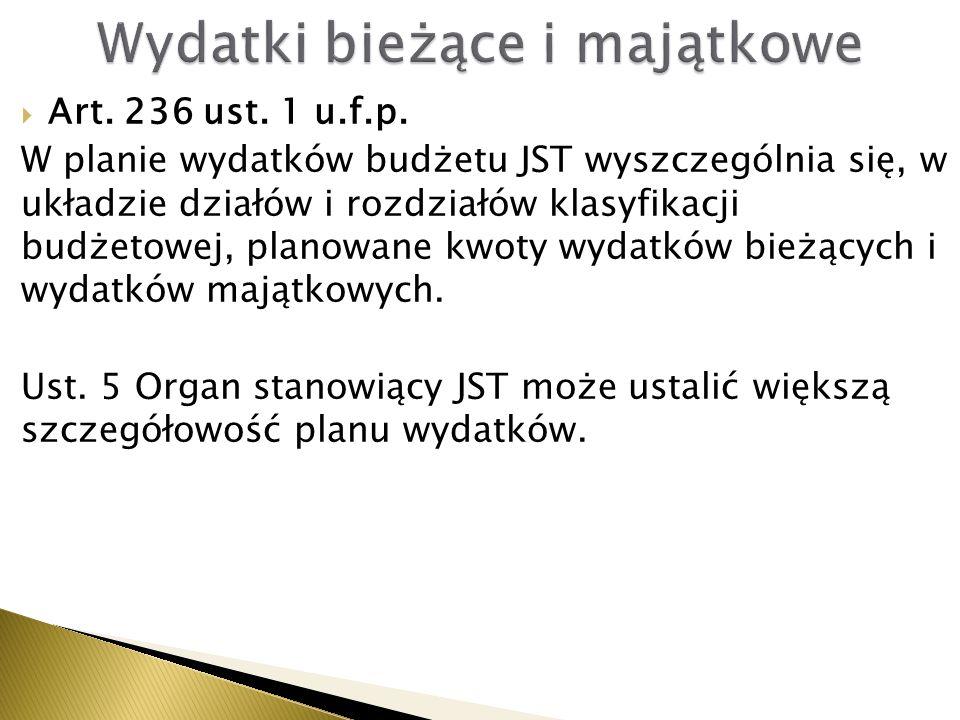  Art.236 ust. 1 u.f.p.