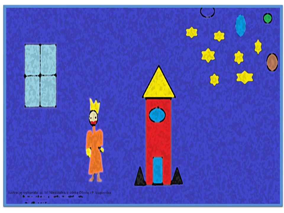 Ilustrację wykonała: p. M. Niedziałek z córką Oliwią i P. Ługowska