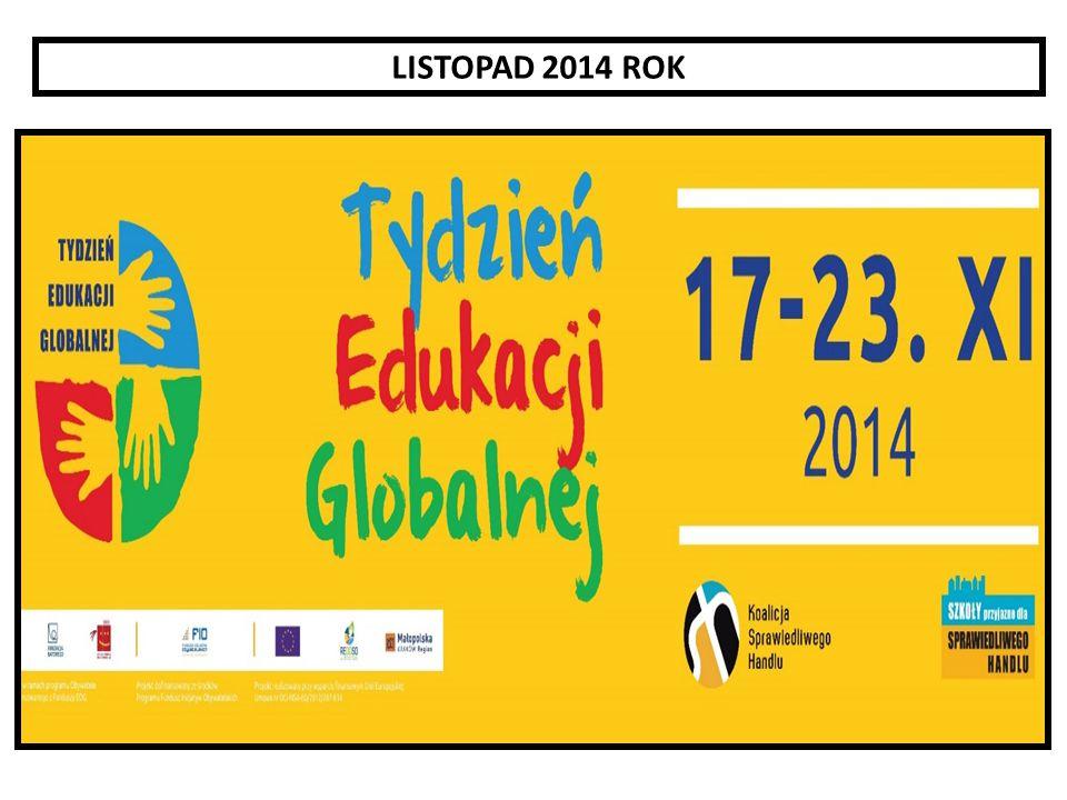 LISTOPAD 2014 ROK