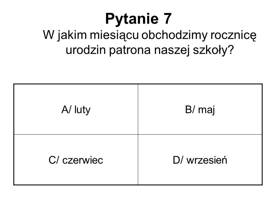 Pytanie 8 Kim był ojciec Mikołaja Kopernika? a/ lekarzemb/ kowalem c/ drukarzemd/ kupcem