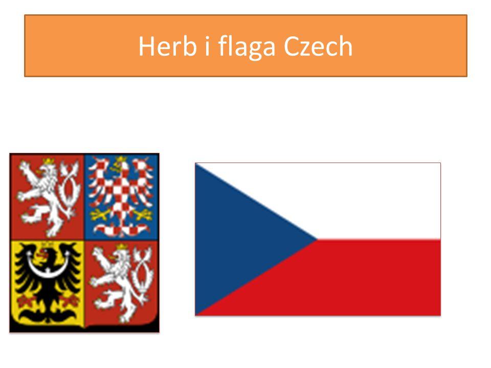 Herb i flaga Czech