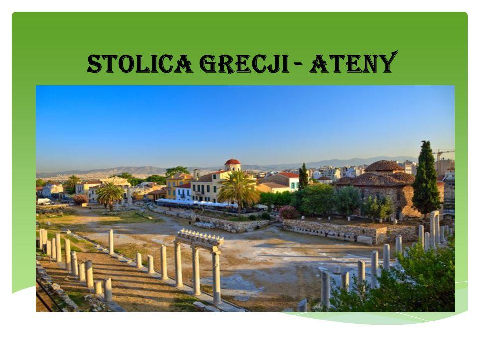 STOLICA GRECJI - ATENY