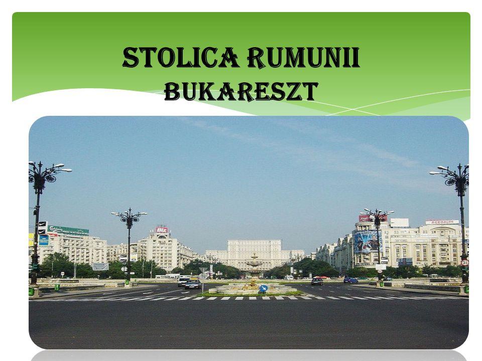 stolica Rumunii Bukareszt