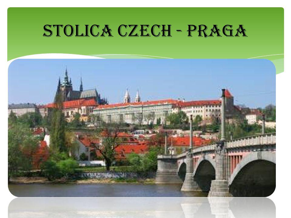 STOLICA CZECH - PRAGA