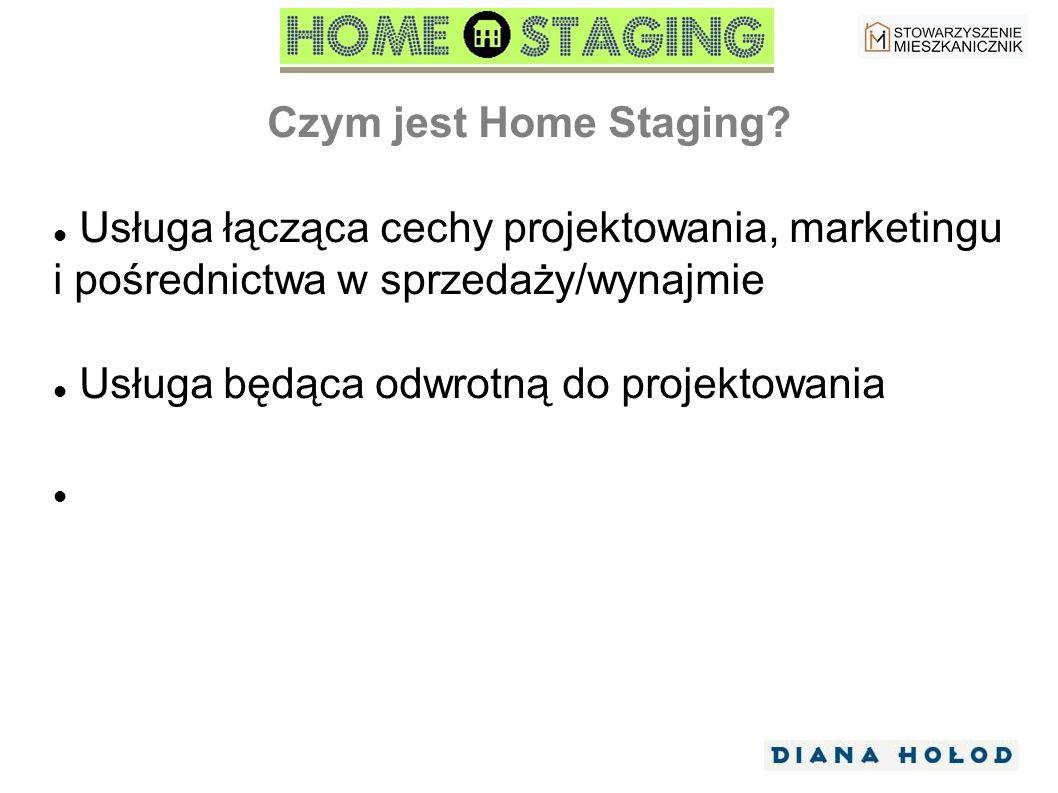 Czym jest Home Staging.