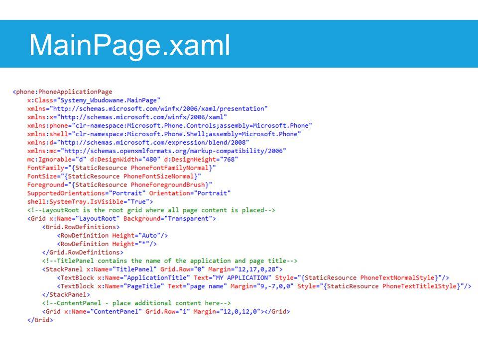 MainPage.xaml