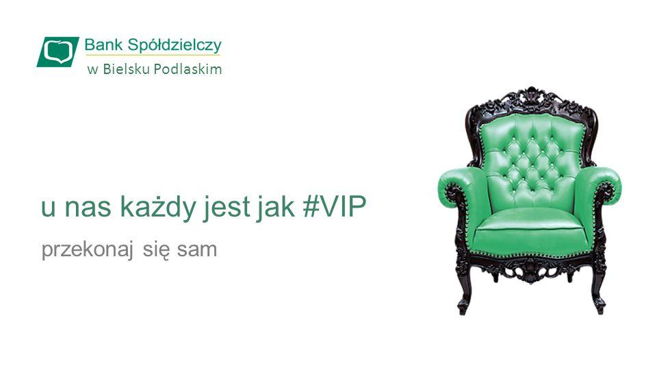 u nas każdy jest jak #VIP przekonaj się sam w Bielsku Podlaskim