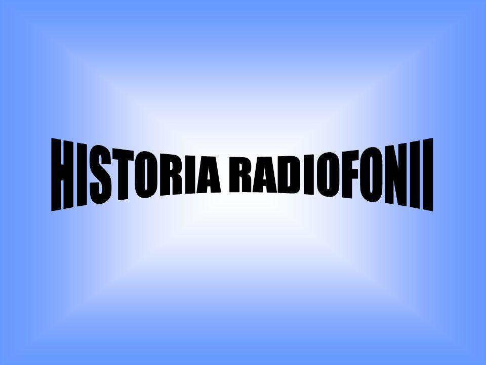 Pierwsza regularna stacja radiofoniczna na świecie zaczęła nadawać w Pittsburghu (USA) w dniu 2 listopada 1920.