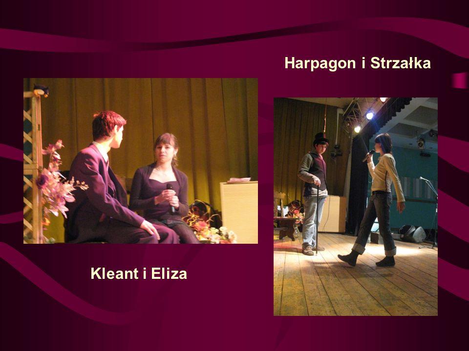 Kleant i Eliza Harpagon i Strzałka