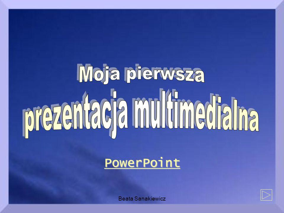 Beata Sanakiewicz PowerPoint