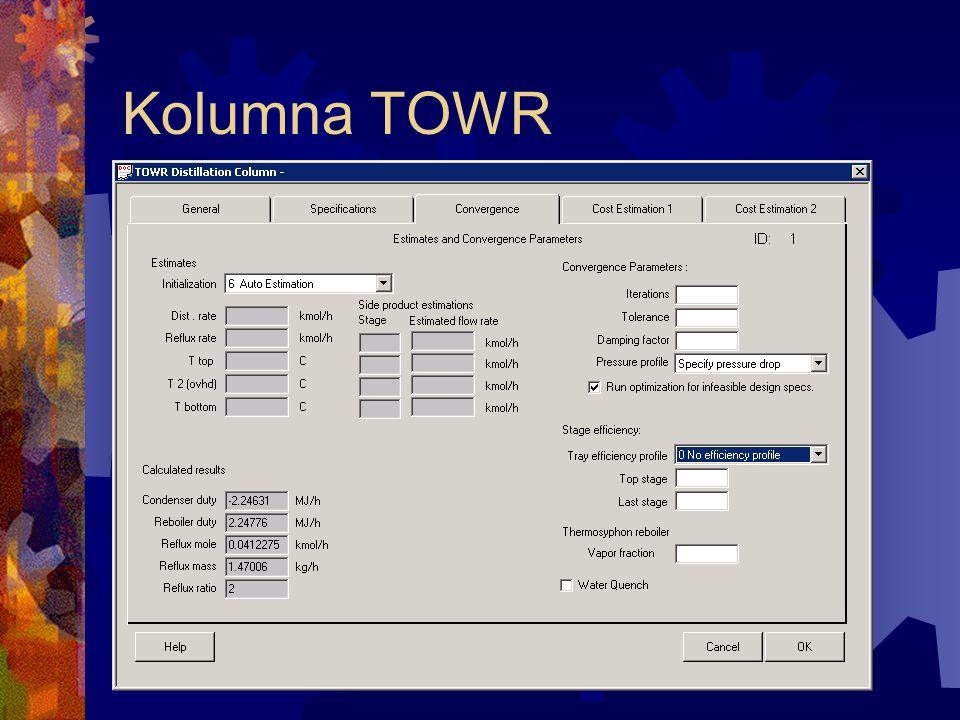 Inne cechy  Stosować można wszystkie wymienniki typu TEMA.
