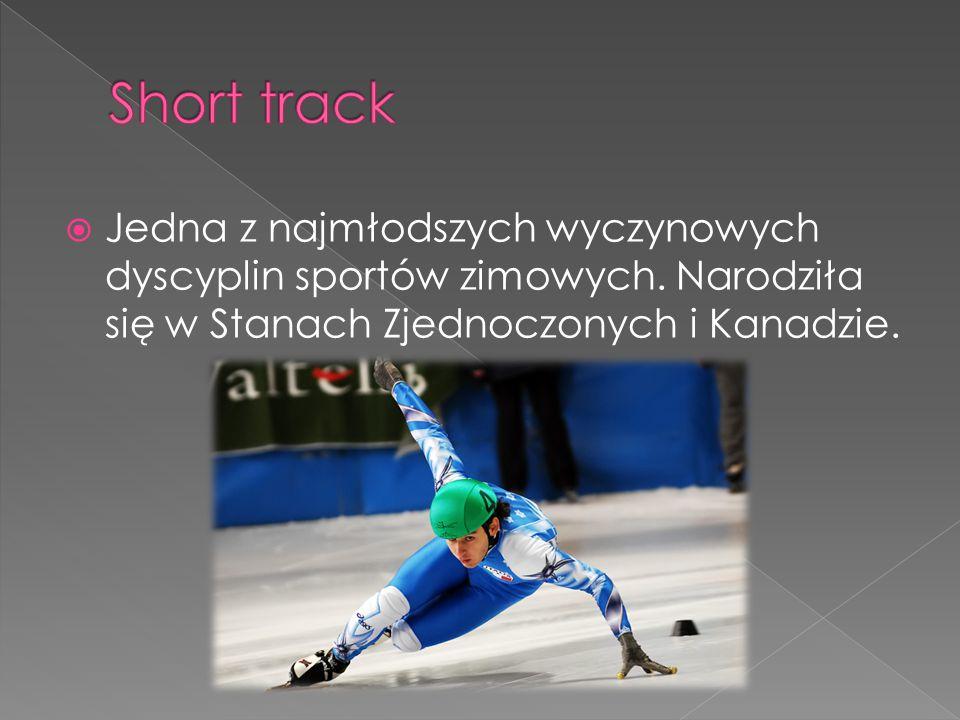 Jedna z najmłodszych wyczynowych dyscyplin sportów zimowych. Narodziła się w Stanach Zjednoczonych i Kanadzie.