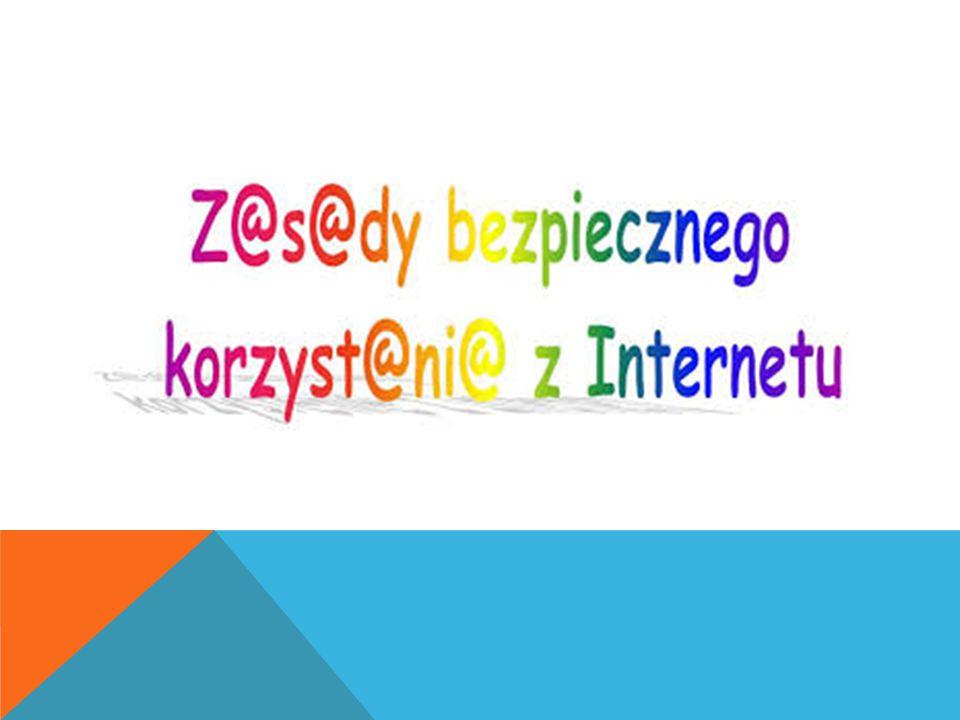 Komunikatory -Czaty i komunikatory internetowe pozwalają nawiązywać kontakty z ludźmi na całym świecie.