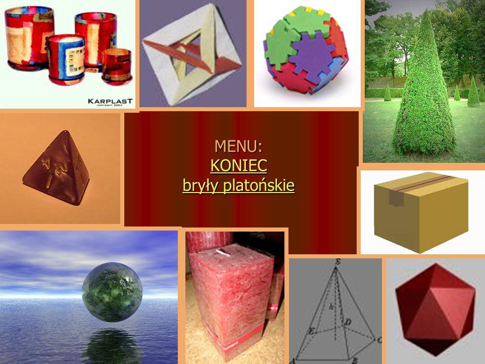 S Z E Ś C I A N Sześcian (heksaedr) - to wielościan zbudowany z 6 kwadratów.