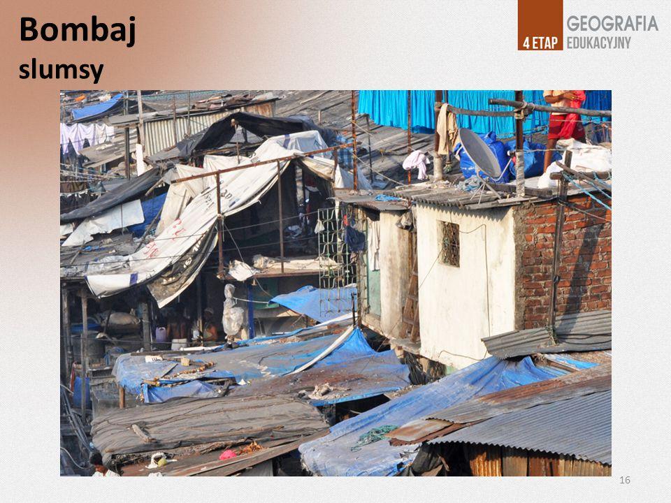 Bombaj slumsy 16