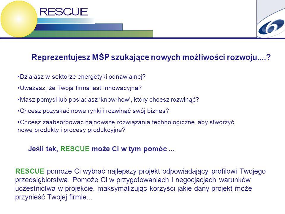Reprezentujesz MŚP szukające nowych możliwości rozwoju.....