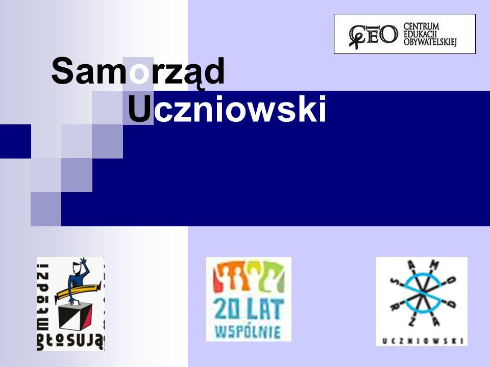 Kto tworzy Samorząd Uczniowski .Samorząd Uczniowski tworzą wszyscy uczniowie szkoły.