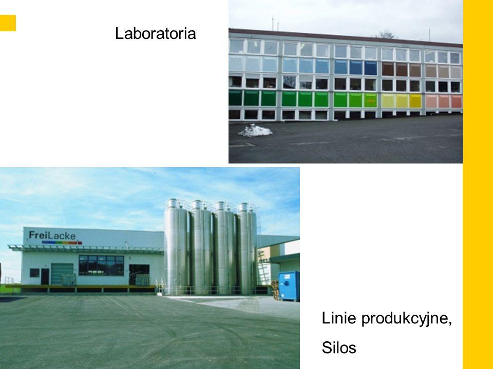 Laboratoria Linie produkcyjne, Silos