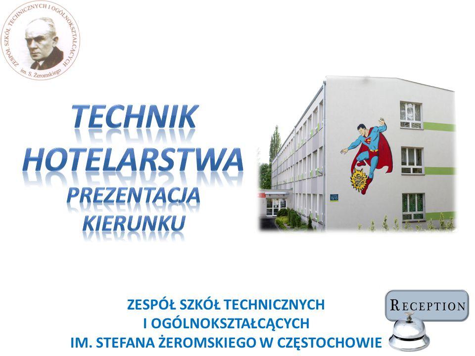 Uczniowie technikum hotelarskiego wraz z nauczycielami zawodu poznają działalność wielu hoteli w Polsce.