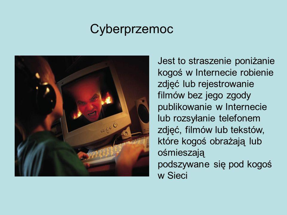 Szanuj użytkowników internetu Szanuj innych użytkowników Internetu.