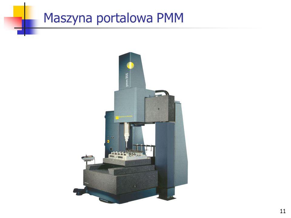 11 Maszyna portalowa PMM