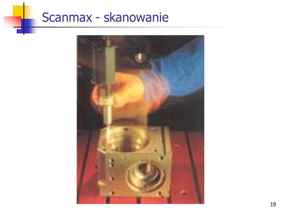 19 Scanmax - skanowanie