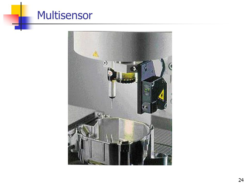 24 Multisensor