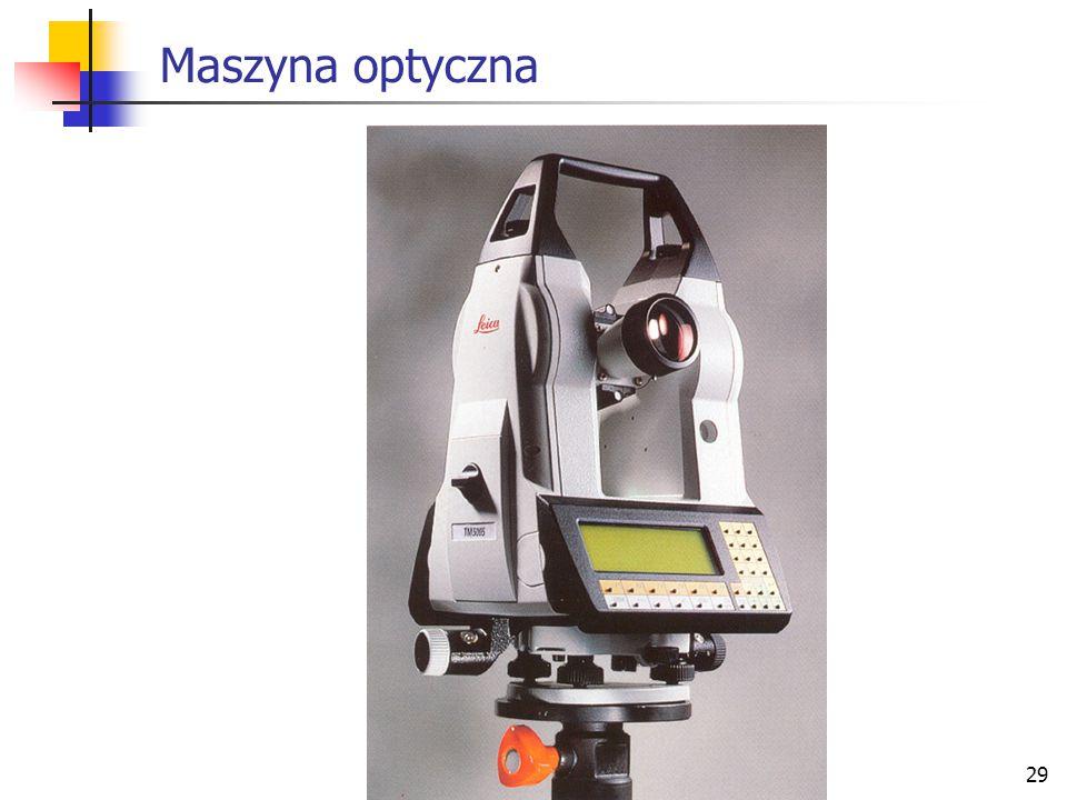 29 Maszyna optyczna