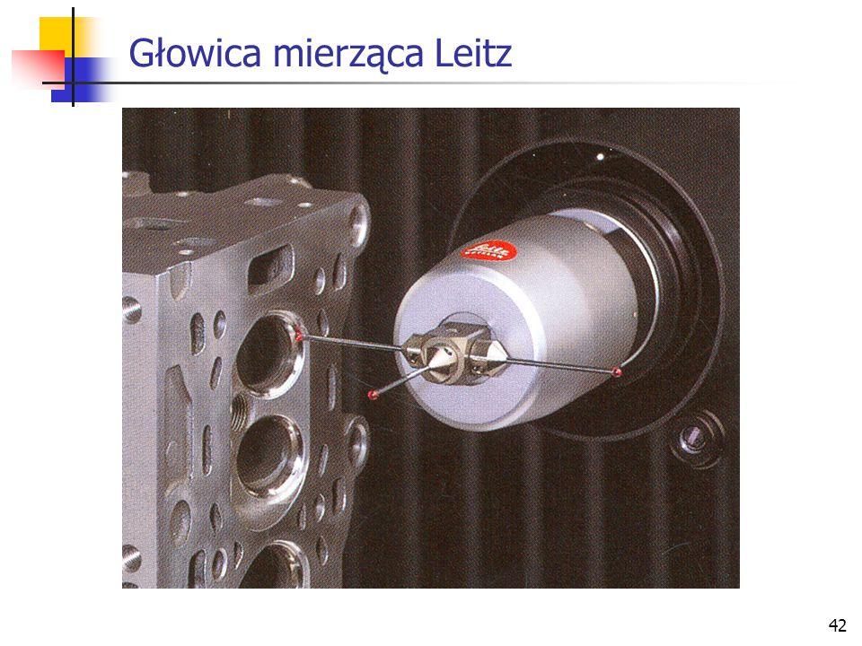 42 Głowica mierząca Leitz