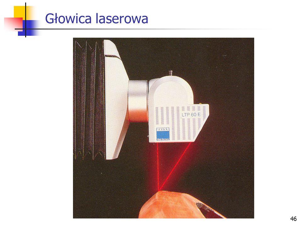 46 Głowica laserowa
