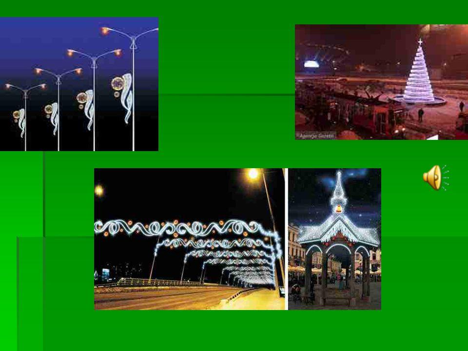 Christmas decorations – dekoracje świąteczne