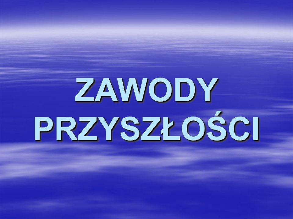 Mobilne Centrum Informacji Zawodowej w Warszawie  projektant wnętrz i zieleni  pielęgniarz drzew  analityk stanu środowiska